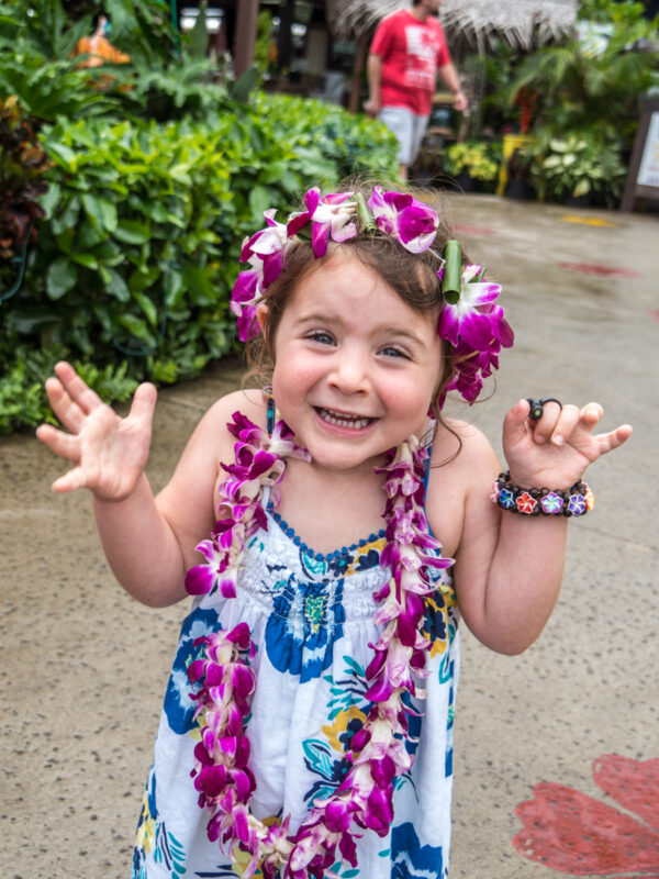 Polynesian Cultural Center is one of the best things to do on Oahu with kids