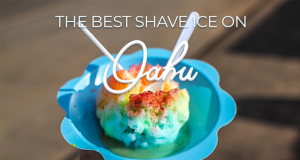 When you're looking for things to do on Oahu, make sure you add in a stop for shave ice! We hunted for the best shave ice on Oahu and we're giving you all the details on who has the fluffiest, tastiest ice around! (Get ready for some serious dessert porn, folks.) #travel #Hawaii
