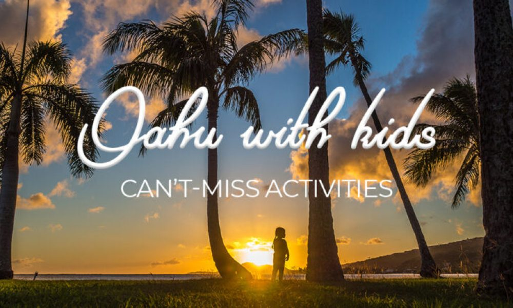 Ready to check out some Oahu, Hawaii activities with kids? Get your bucket list ready, because you won't want to miss these kid-friendly things to do on Oahu! #Oahu #Hawaii #travel #familytravel