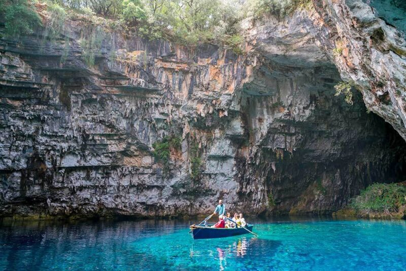 Kefalonia (Cephalonia) with kids