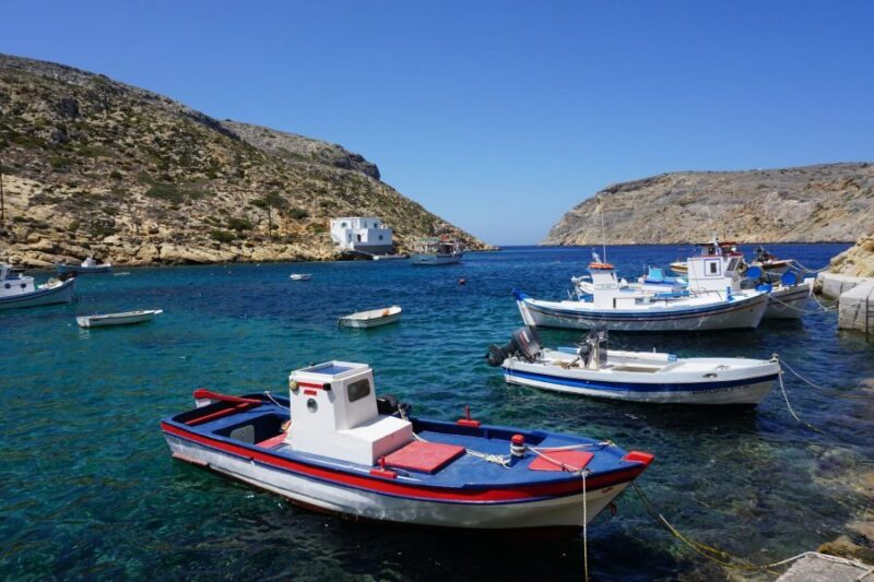 Sifnos with kids