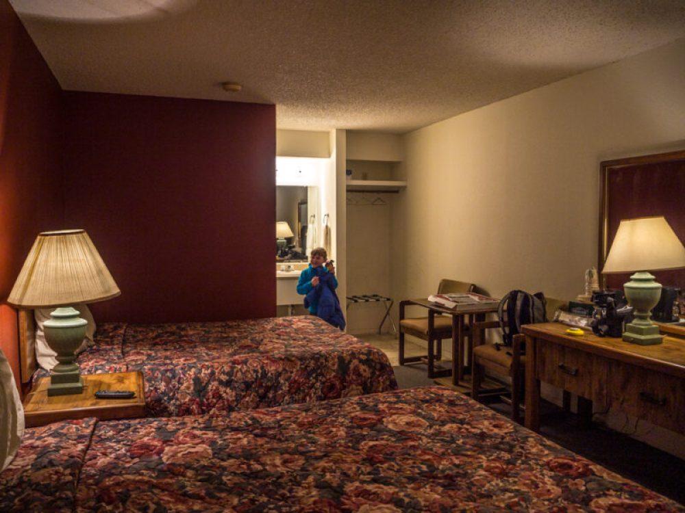The Motor Inn in Terlingua, Texas