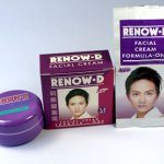 Renow D Skin Whitening Cream Review