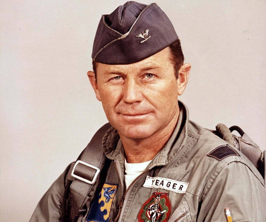 Image result for Chuck Yeager