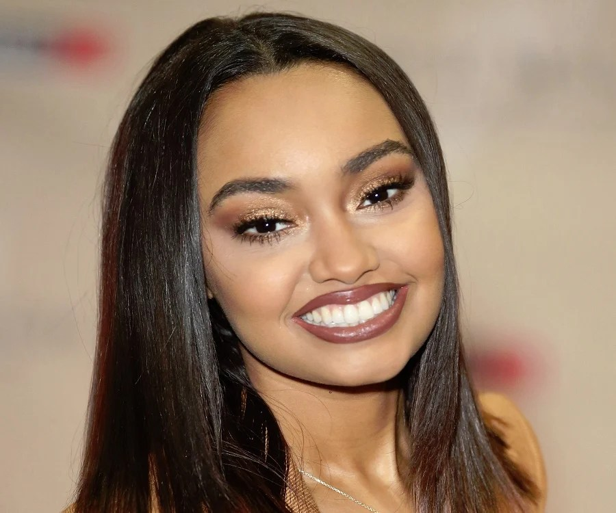 Leigh Anne Pinnock Facts Childhood Family Life
