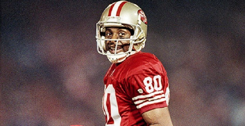Jerry Rice Biography - Childhood, Life Achievements & Timeline