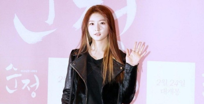 Image result for kim sae ron