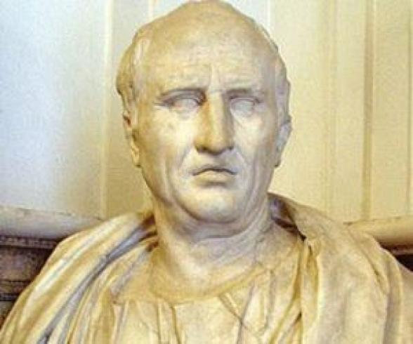 Image result for Ancient Roman Cicero