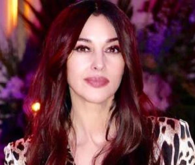 Monica Bellucci Is An Italian Actress Who Starting Her Career As A Fashion Model For Brands Like Dolce Gabbana And Dior Made Her Way Into The Film