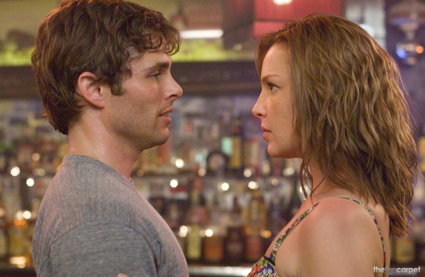 James Marsden,Katherine Heigl