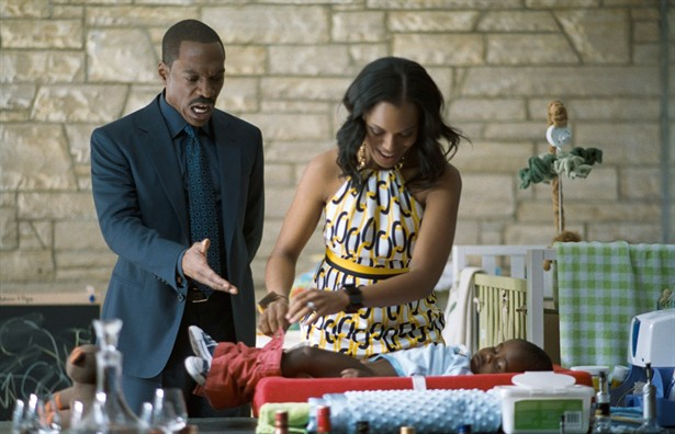 Eddie Murphy,Kerry Washington