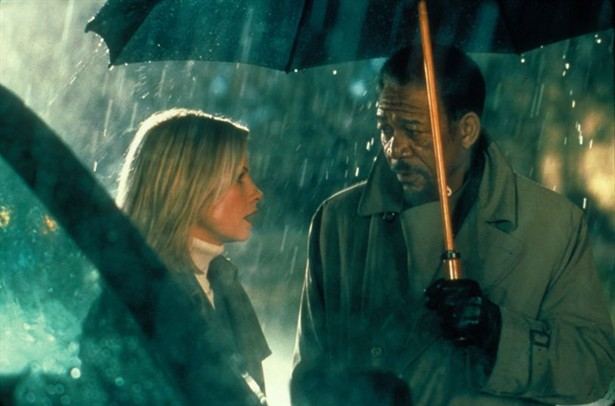 Monica Potter,Morgan Freeman