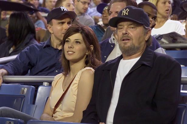 Jack Nicholson,Marisa Tomei