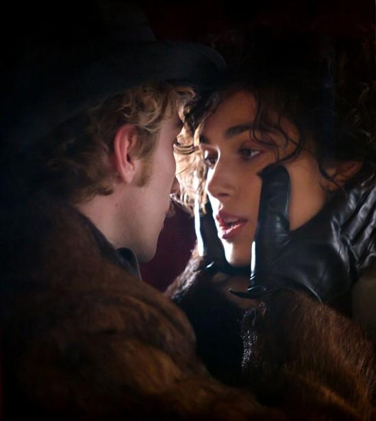 Aaron Taylor-Johnson,Keira Knightley