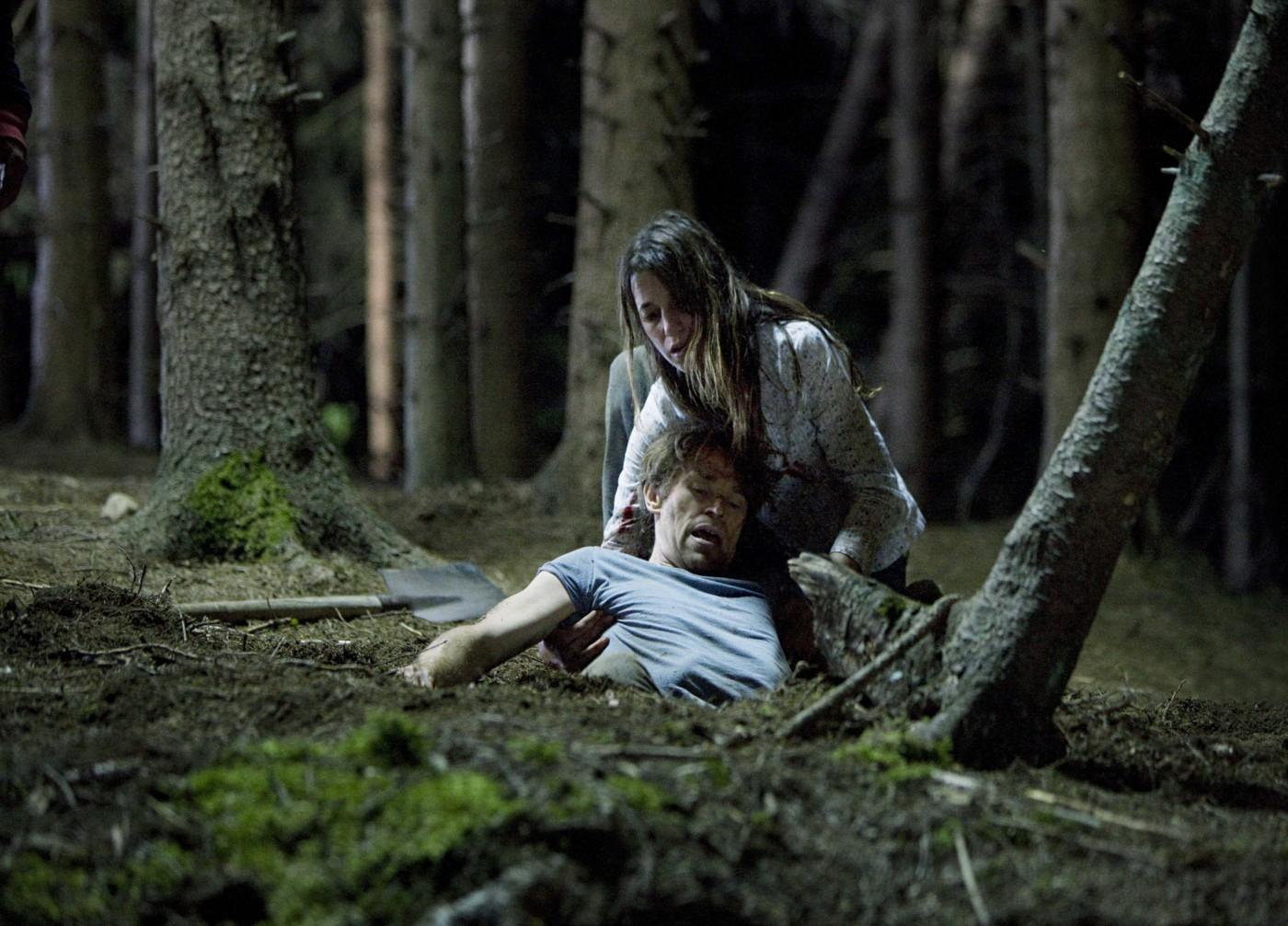 Charlotte Gainsbourg,Willem Dafoe