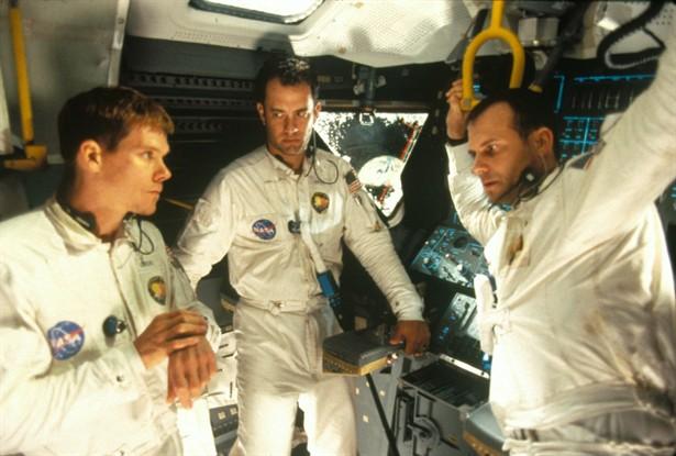 Bill Paxton,Kevin Bacon,Tom Hanks