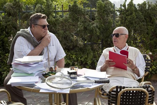 Alan Arkin,John Goodman