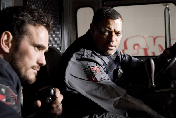 Laurence Fishburne,Matt Dillon