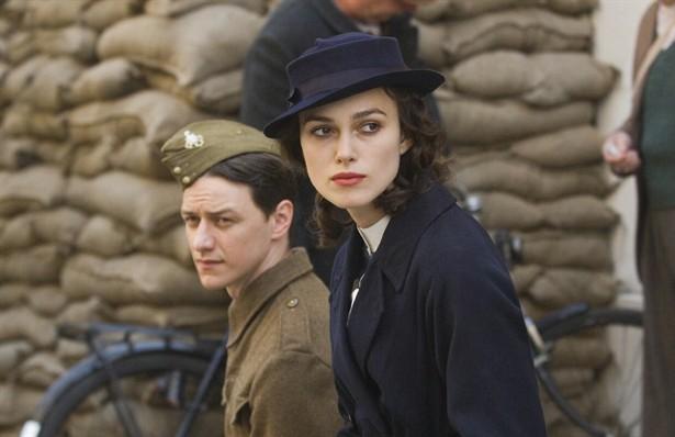 James McAvoy,Keira Knightley