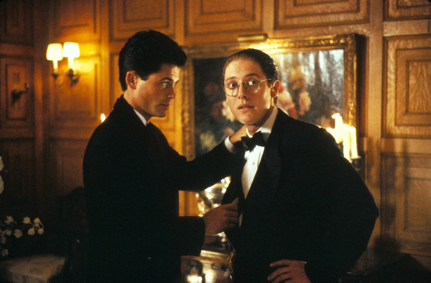 James Spader,Rob Lowe