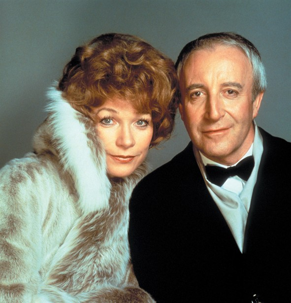 Peter Sellers,Shirley MacLaine