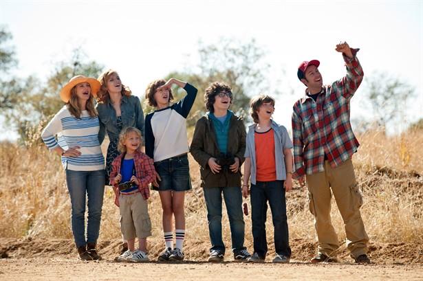Adam Sandler,Bella Thorne,Drew Barrymore