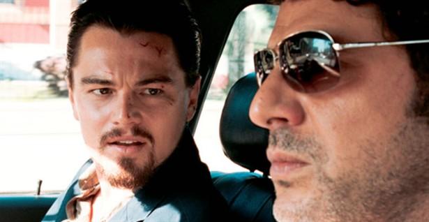 Golshifteh Farahani,Leonardo DiCaprio