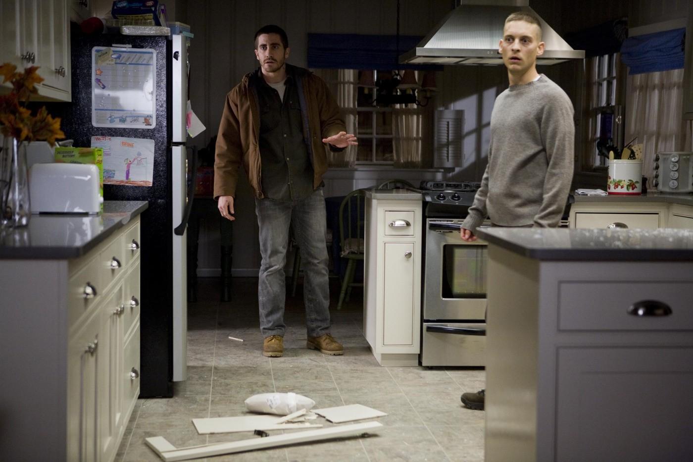 Jake Gyllenhaal,Tobey Maguire