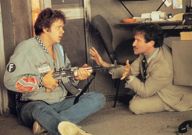 Robin Williams,Tim Robbins