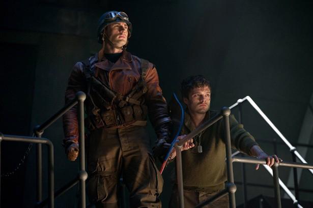 Chris Evans,Sebastian Stan
