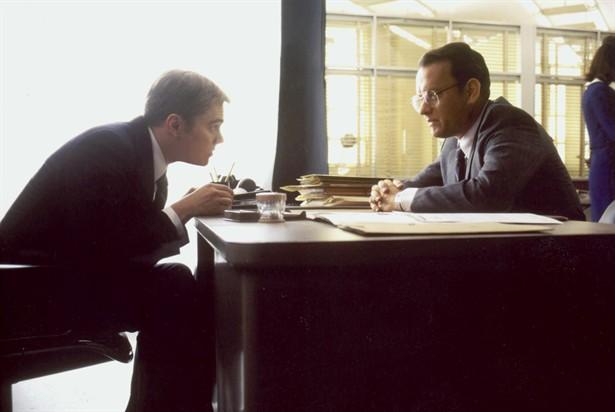 Leonardo DiCaprio,Tom Hanks