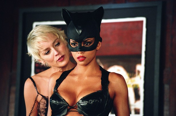 Halle Berry,Sharon Stone
