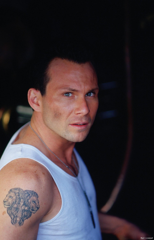 Christian Slater