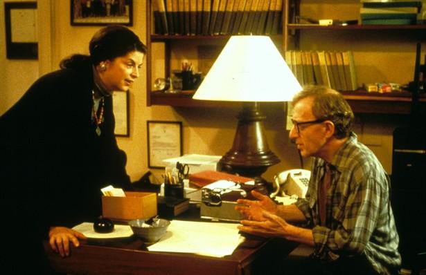 Kirstie Alley,Woody Allen