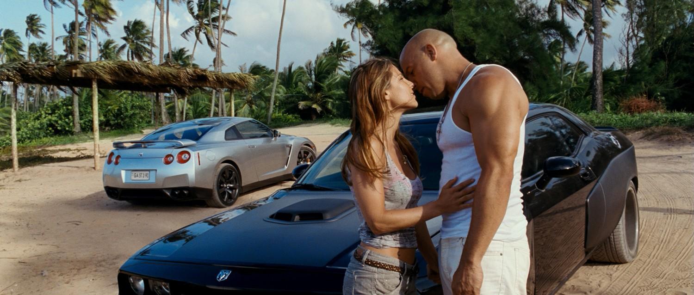 Gal Gadot,Vin Diesel