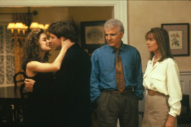 Diane Keaton,George Newbern,Kimberly Williams-Paisley,Steve Martin