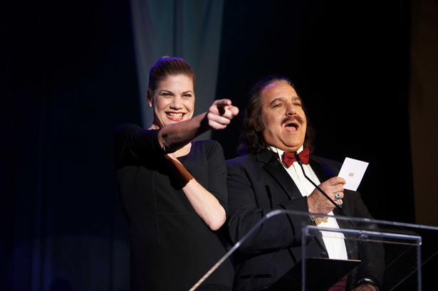 Kristen Johnston,Ron Jeremy