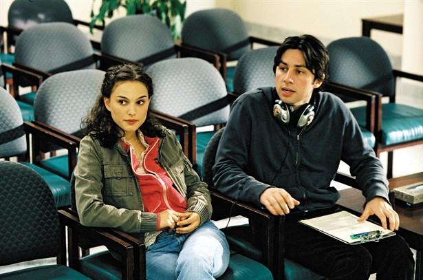 Natalie Portman,Zach Braff