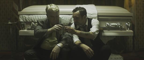Eddie Marsan,Philip Seymour Hoffman