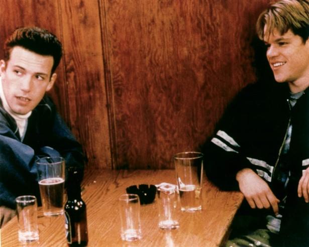 Ben Affleck,Matt Damon