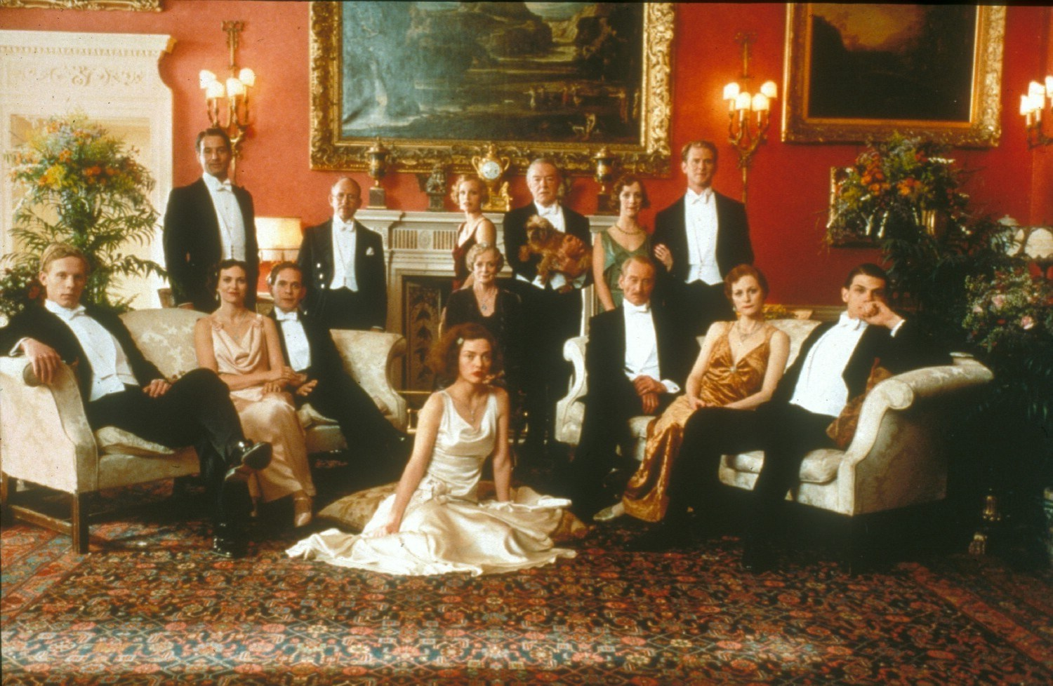 Charles Dance,Clive Owen,Derek Jacobi,Helen Mirren,Jeremy Northam,Kelly Macdonald,Kristin Scott Thomas,Laurence Fox,Maggie Smith,Michael Gambon,Ryan Phillippe,Stephen Fry,Tom Hollander