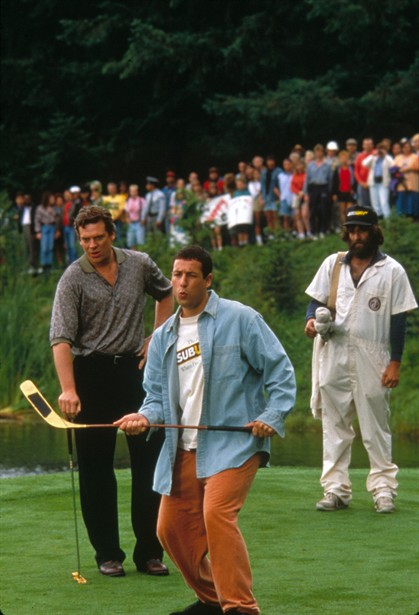 Adam Sandler,Christopher McDonald