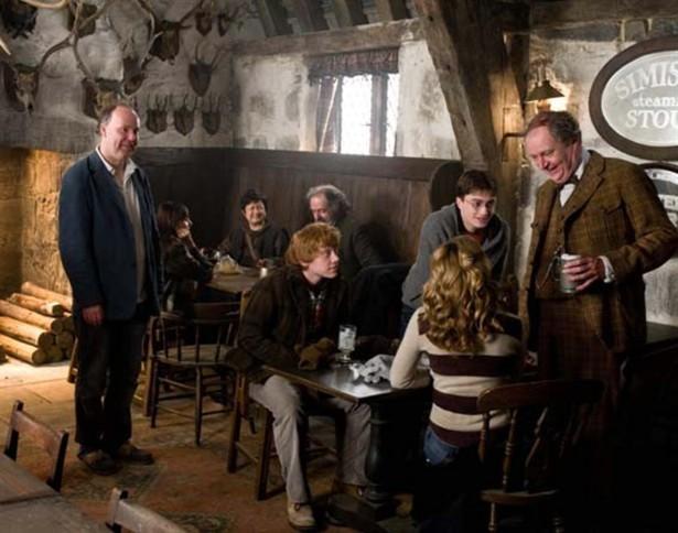 Daniel Radcliffe,David Thewlis,Jim Broadbent,Rupert Grint