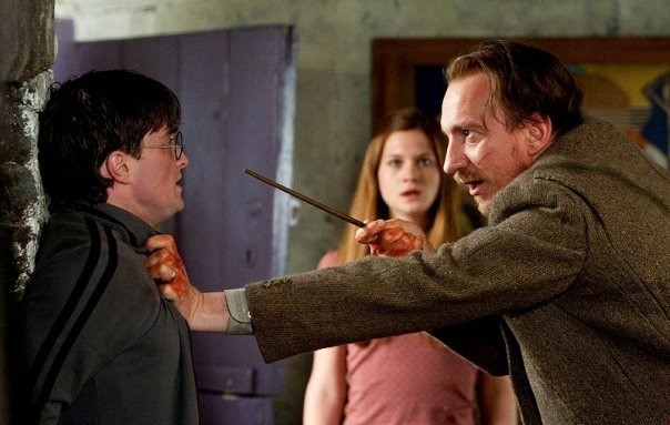 Bonnie Wright,Daniel Radcliffe,David Thewlis