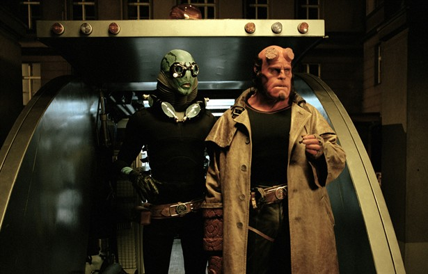 Doug Jones,Ron Perlman