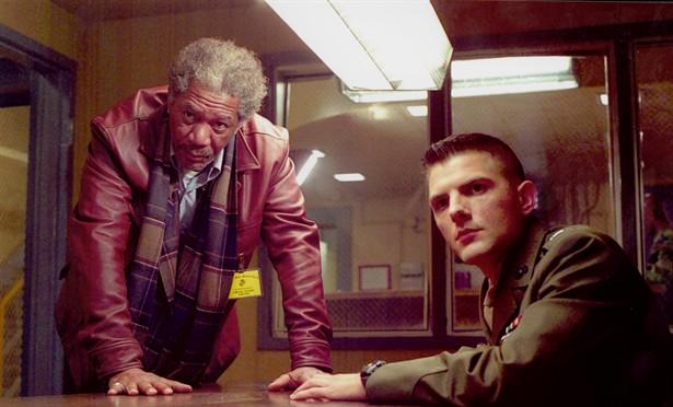 Adam Scott,Morgan Freeman