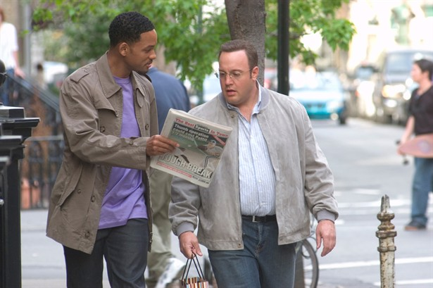 Kevin James,Will Smith
