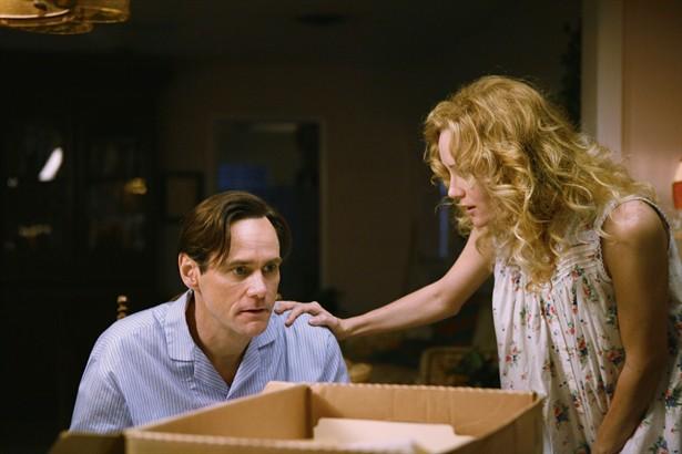 Jim Carrey,Leslie Mann