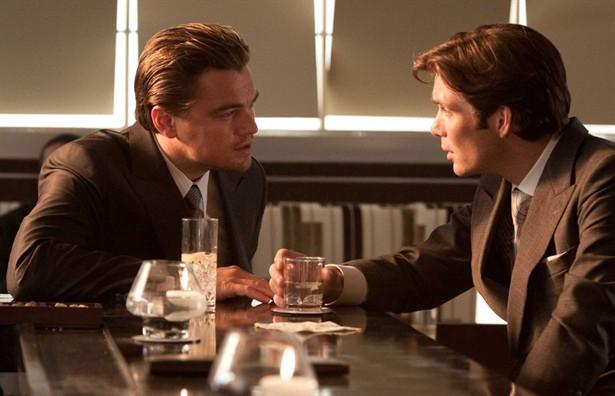 Cillian Murphy,Leonardo DiCaprio