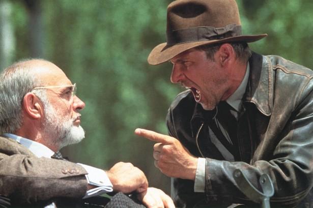 Harrison Ford,Sean Connery